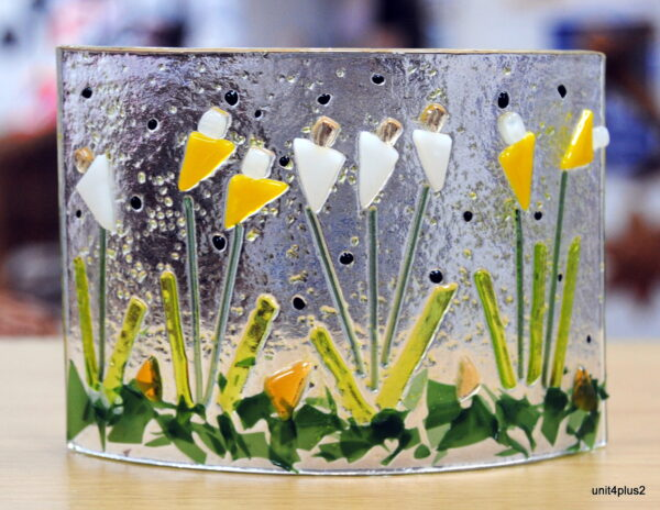 Fused Glass (Spring) Curve